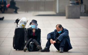 Κορονοϊός: Τέσσερις νεκροί και 31 νέα κρούσματα το τελευταίο 24ωρο στην Κίνα -  Στους 3.304 συνολικά οι νεκροί