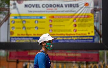Ινδία - Κορονοϊός: Σε καραντίνα 15.000 άνθρωποι επειδή ήρθαν σε επαφή με γκουρού που πέθανε από την ασθένεια
