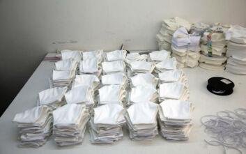 Σε ιατρικό και νοσηλευτικό προσωπικό 140.000 μάσκες από την Ένωση Περιφερειών
