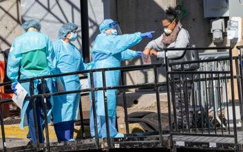 Κορονοϊός: Ξεπέρασαν τους 3.000 οι νεκροί στις ΗΠΑ