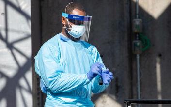Κορονοϊός: Τρισδιάσταση ιατρική απεικόνιση για τη ζημιά που προκαλεί στους πνεύμονες