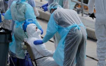 Κορονοϊός: «Μαύρο» ρεκόρ με 345 νεκρούς σε 24 ώρες στις ΗΠΑ - Σχεδόν 100.000 κρούσματα