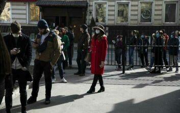 Κορονοϊός: Φυλάκιση έως και επτά έτη στους παραβάτες της καραντίνας στη Ρωσία