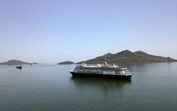 Τέσσερις νεκροί σε κρουαζιερόπλοιο στον Παναμά - Είχαν συμπτώματα κορονοϊού