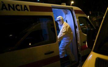 Κορονοϊός στην Ισπανία: Συνεχίζεται ο εφιάλτης - 832 νεκρούς μέσα σε 24 ώρες