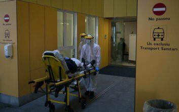 Κορονοϊός: 838 θάνατοι καταγράφηκαν τις τελευταίες 24 ώρες στην Ισπανία