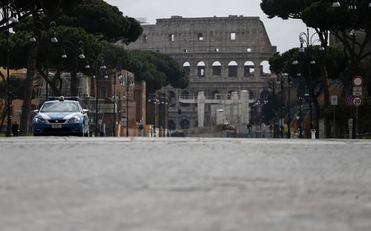 Ιταλία – Κορονοϊός: 525 θάνατοι το τελευταίο 24ωρο, 22.170 συνολικά