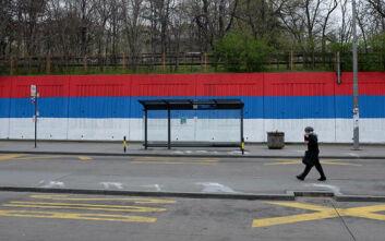 Κορονοϊός Σερβία: Μείωση των νέων κρουσμάτων κορονοϊού