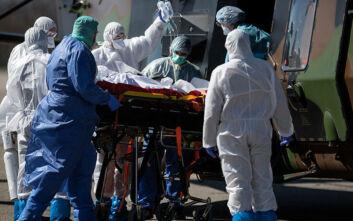 Πάνω από 1 εκατ. τα κρούσματα και σχεδόν 50.000 οι νεκροί από κορονοϊό στη Βραζιλία