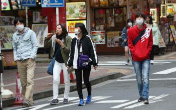 Κορονοϊός: Ρεκόρ νέων κρουσμάτων σε μια μέρα στο Τόκιο