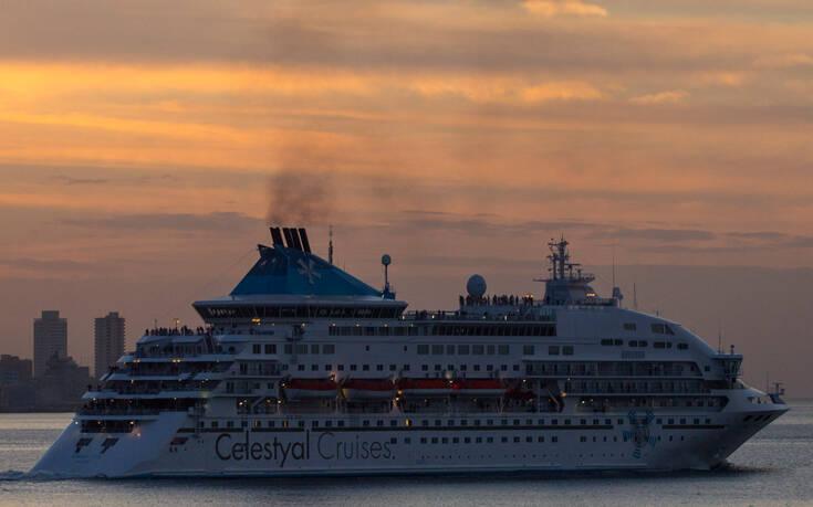Κορονοϊός: Η Celestyal Cruises αναστέλλει τις κρουαζιέρες μέχρι 1η Μαΐου