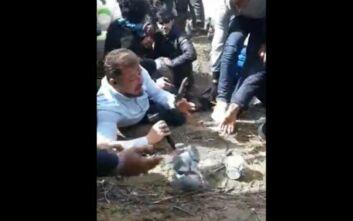 Καστανιές Έβρου: Τούρκος ανταποκριτής υποστηρίζει πως δέχεται πυρά από την ελληνική πλευρά των συνόρων