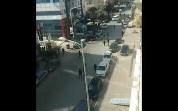 Άνδρας ζωσμένος με εκρηκτικά ανατινάχθηκε κοντά στην πρεσβεία των ΗΠΑ στην Τύνιδα