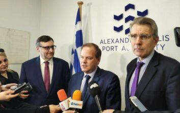 «Η Αλεξανδρούπολη είναι ένας οικονομικός και ενεργειακός κόμβος της νοτιοανατολικής Ευρώπης»