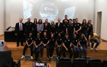 Φοιτητές του ΑΠΘ θα εκτοξεύσουν τον δικό τους δορυφόρο στο διάστημα