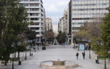 Πόλη φάντασμα η Αθήνα ανήμερα της 25ης Μαρτίου