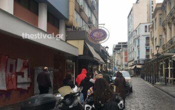 Ουρές στη Θεσσαλονίκη για… μπακαλιαράκια