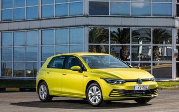 Οδηγούμε το νέο Volkswagen Golf 8ης γενιάς