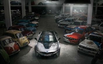 Τέλος εποχής για τα BMW i8 και i8 Roadster