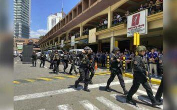 Φιλιππίνες: Πυροβολισμοί σε εμπορικό κέντρο στη Μανίλα