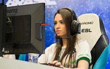 Ποινή φυλάκισης 116 ετών σε πρώην επαγγελματία παίκτρια του Counter-Strike