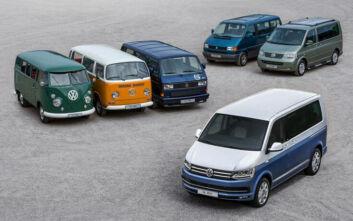 70 χρόνια VW Transporter