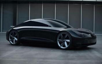 Το όραμα της Hyundai με το Prophecy Concept EV