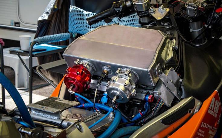 Η Suzuki Hayabusa των 650 αλόγων που έσπασε το ρεκόρ ταχύτητας – Newsbeast