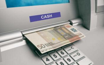 Διευκρινήσεις από τις τράπεζες: Δεν υπάρχει περιορισμός στις αναλήψεις μετρητών