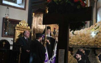 Οικουμενικό Πατριαρχείο: Τι λέει για τη Θεία Κοινωνία και τον κορονοϊό