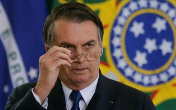 Βραζιλία - Κορονοϊός: Ο Μπολσονάρου συνεχίζει να υποβαθμίσει την επικινδυνότητα της νόσου
