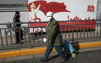 Κορονοϊός: Κανένα κρούσμα εγχώριας μετάδοσης στην Κίνα