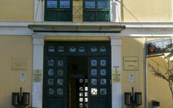 Κορωνοιός : Εργασίες απολύμανσης στα δικαστήρια της πρώην σχολής Ευελπίδων