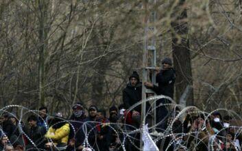 «Τα ελληνικά σύνορα είναι τα ευρωπαϊκά σύνορα»