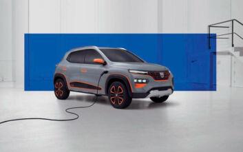 Η ηλεκτρική επανάσταση της Dacia με το Spring Electric