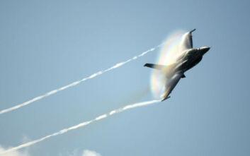 Το μήνυμα πιλότου F-16 στους Έλληνες