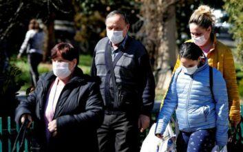 Κορονοϊός: Απαγόρευση κυκλοφορίας στη Βόρεια Μακεδονία