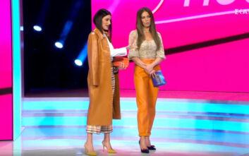 My Style Rocks 3: Προκάλεσε εκνευρισμό στο πλατό η Μαρία Καζαριάν με τα σχόλια της