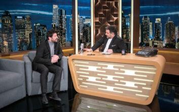 The 2Night Show: Ο Αλέξης Γεωργούλης θα εξομολογηθεί το bullying που έχει βιώσει