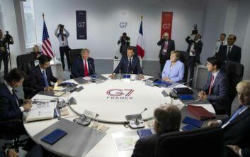 Κορονοϊός: Ο Τραμπ ακύρωσε τη Σύνοδο του G7