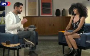 Πάνος Ιωαννίδης και Μαρία Σολωμού σε ένα αποκαλυπτικό τηλεοπτικό τετ α τετ
