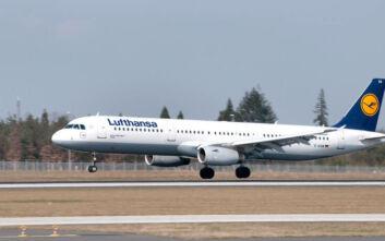 Η Lufthansa καθηλώνει 150 αεροπλάνα λόγω κορονοϊού