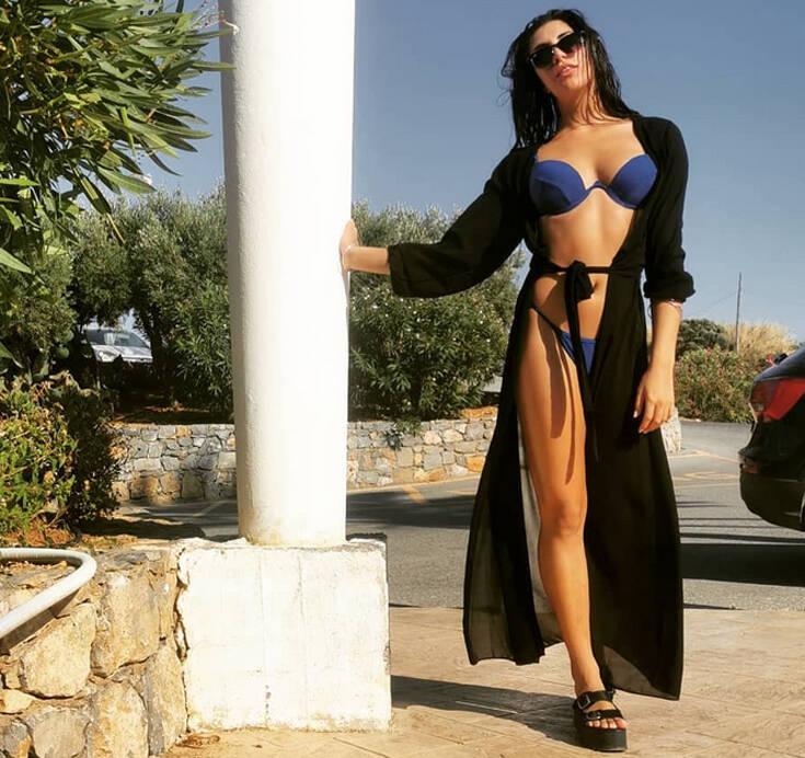 Η Ελληνίδα χορεύτρια με τις σέξι καμπύλες – Newsbeast