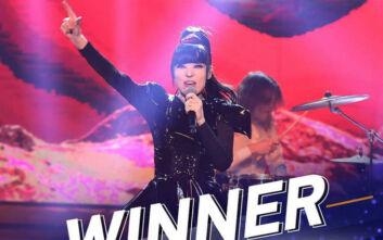 YFSF: Μεγάλη νικήτρια η 15χρονη Γιαπωνέζα «μεταλού», Ευρυδίκη
