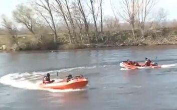 Τούρκοι κομάντο έκαναν «επιδείξεις» στον ποταμό Έβρο