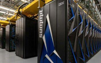 Ο ταχύτερος υπερυπολογιστής του κόσμου ρίχνεται στη μάχη κατά του κορονοϊού
