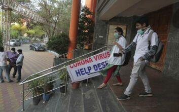 Κορονοϊός: Ανησυχία στην Ευρώπη για τους περιορισμούς στις ινδικές εξαγωγές φαρμακευτικών σκευασμάτων