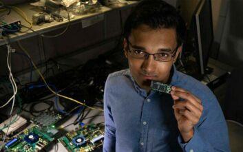 Η Intel δημιουργεί τσιπάκι που μπορεί να καταλάβει οσμές