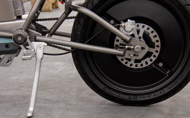 Το Falcon είναι το πρώτο αμιγώς ηλεκτρικό μηχανάκι της Cleveland Cyclewerks – Newsbeast