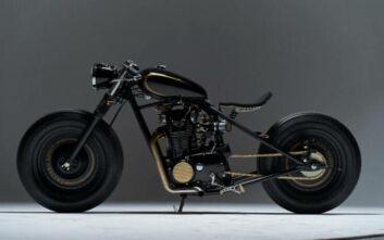 Μία μοτοσικλέτα που δε χορταίνεις να τη βλέπεις